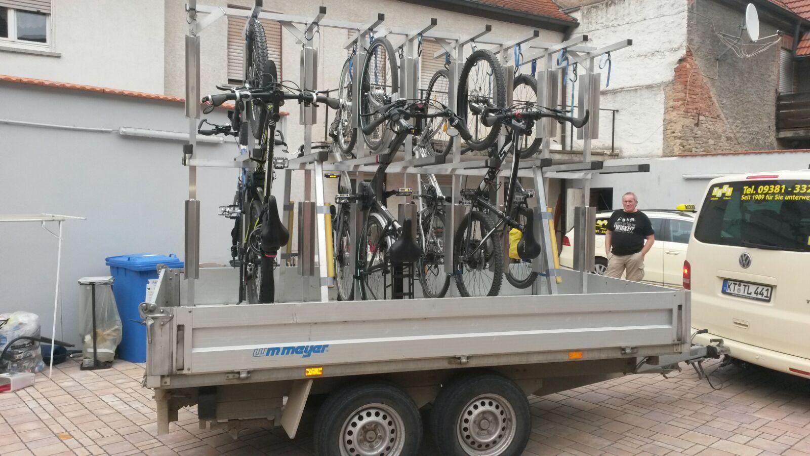 fahrradtransporte in volkach taxi in volkach. Black Bedroom Furniture Sets. Home Design Ideas